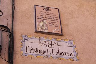 Calle del Cristo de la Calavera, ToleCdo (2)