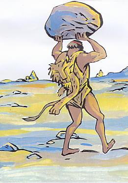 leyenda pirene-hercules piedra