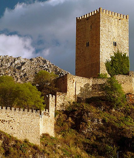 Castillo de la Yedra (Cazorla-Jaén) de Miguel Nieto Oceda