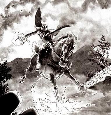 Comic del Conde Mal (GothamComics.com)