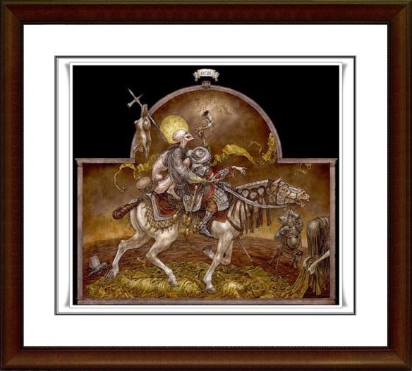 Leyenda de el Conde Arnau (3)