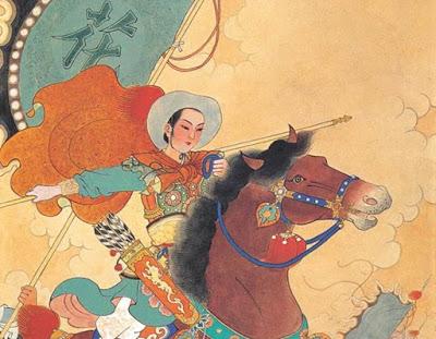 6-Hua-Mulan(Lock, Stock, and History)