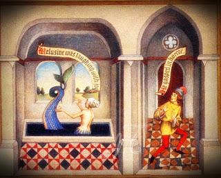 dentro del misterio-melusina en Estella ilustración2