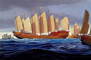 Baochuan-impresionante-barco-chino-Zhen-He