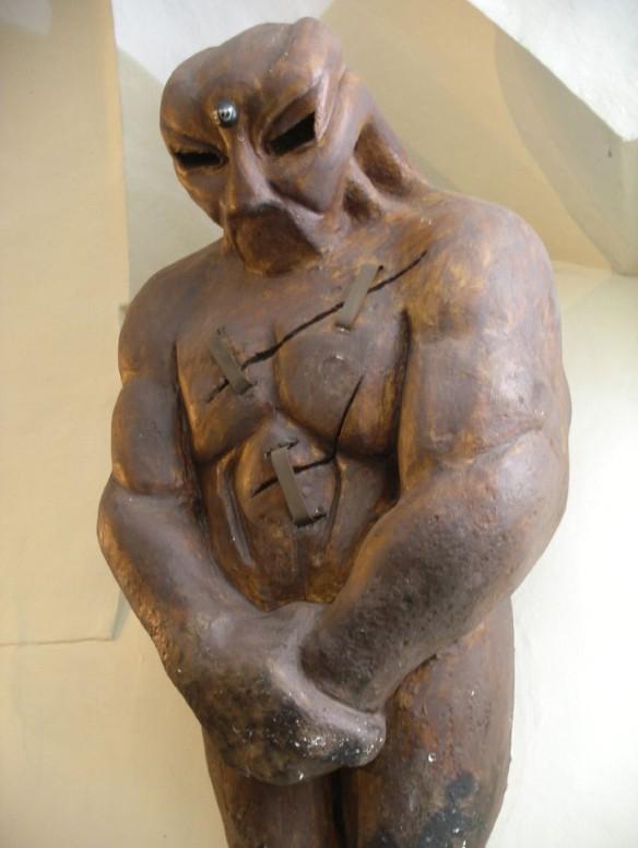 estatua-golem
