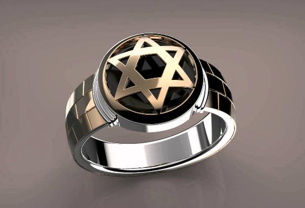 la leyenda judía del anillo magico del rey salomon