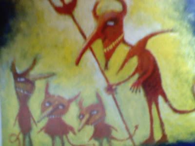 cantuña y el diablo