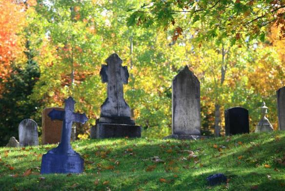 Cementerio Resurrection Cemetery, Chicago (1)
