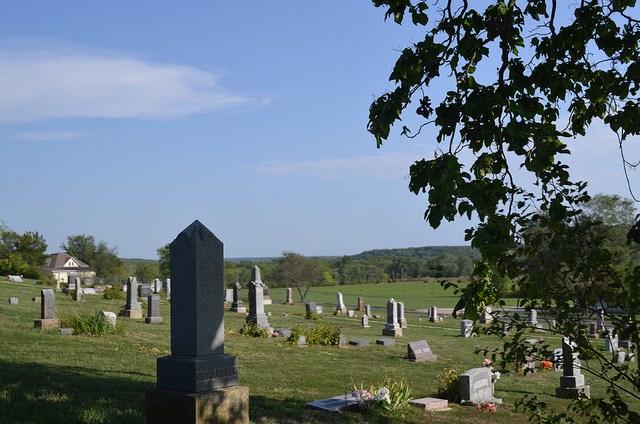 Cementerio Stull Cemetery, Kansas City