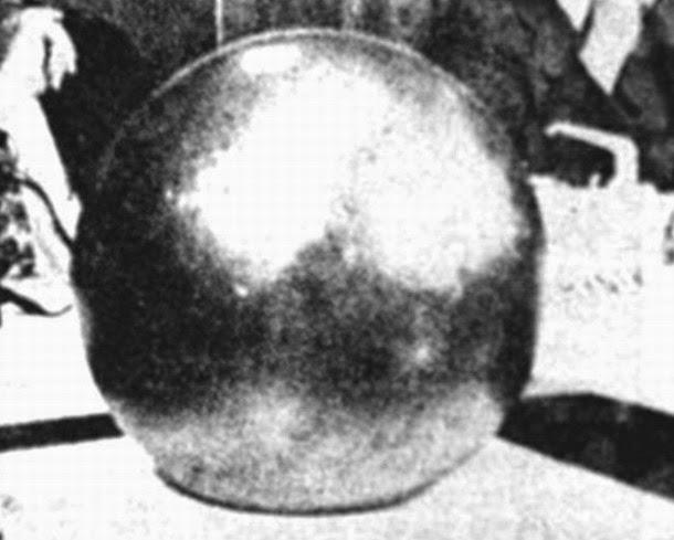 La esfera de Betz foto de 1974