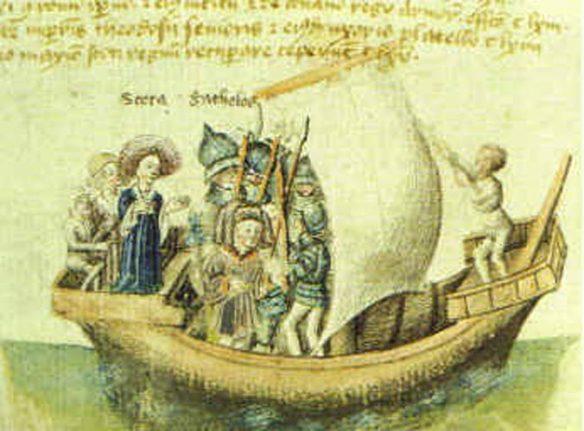 Scota-barco