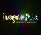 PROGRAMA DE RADIO: INCÓGNITO FILE