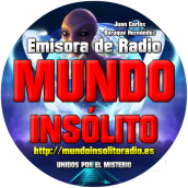 PROGRAMA RADIOFÓNICO: MUNDO INSÓLITO RADIO