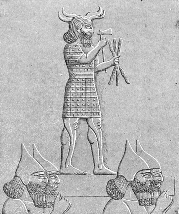 Asirios-Dios-Hadad